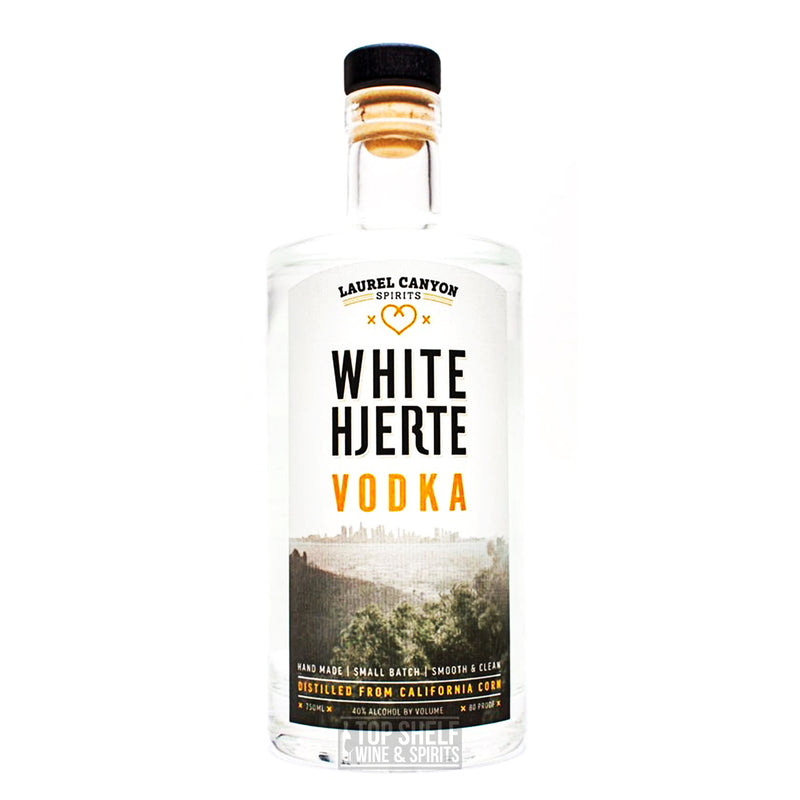 White Hjerte Vodka