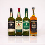 Jameson Irish Whiskey Collection