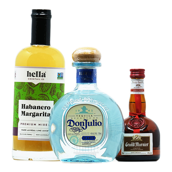 Don Julio Habanero Margarita Kit