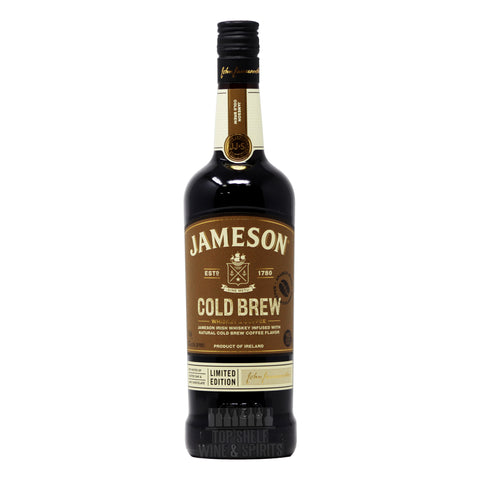 Jameson Cold Brew Irish Whiskey
