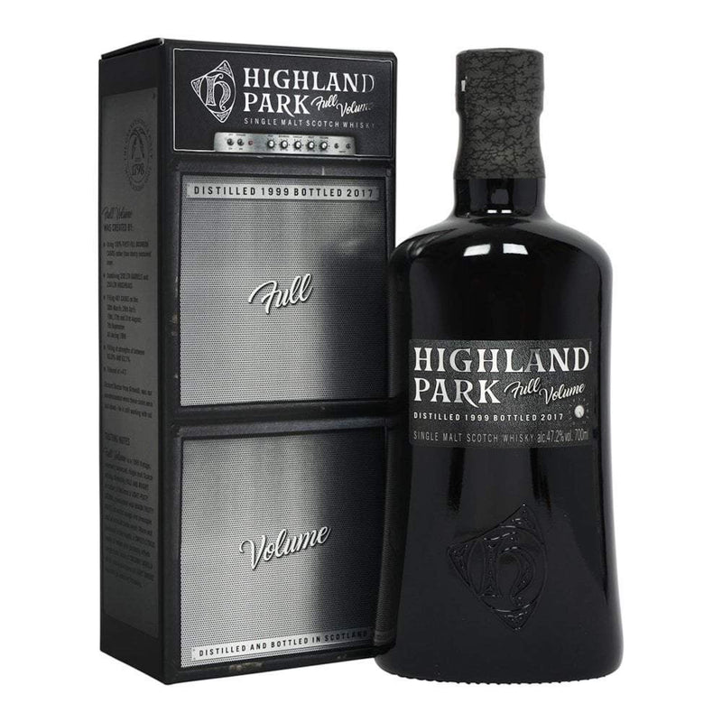 Highland Park Full Volume Single Malt Scotch Whisky