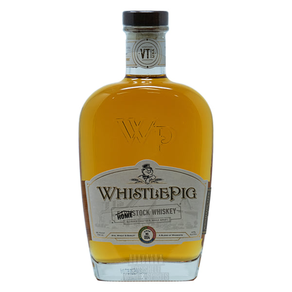 WhistlePig Homestock