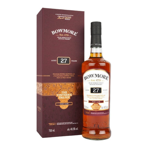 Bowmore Vintner's Trilogy: 27 Year Old