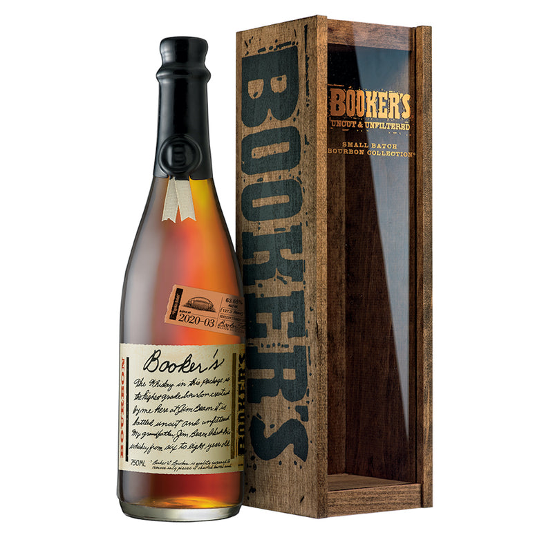 Booker's 2020 03 Pigskin Batch Bourbon