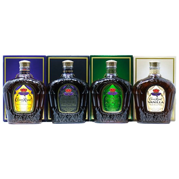 Crown Royal Canadian Whiskey Collection