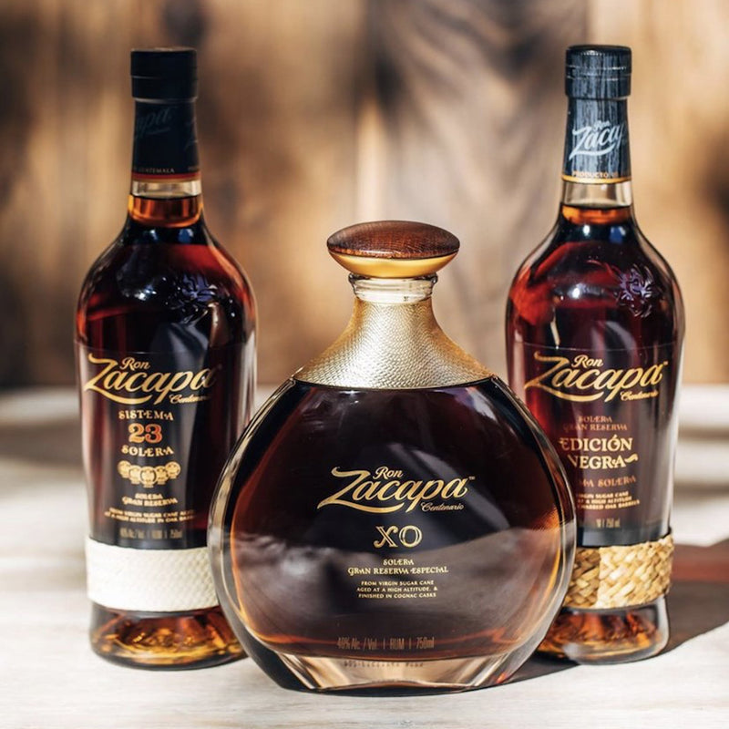 Ron Zacapa Rum Collection