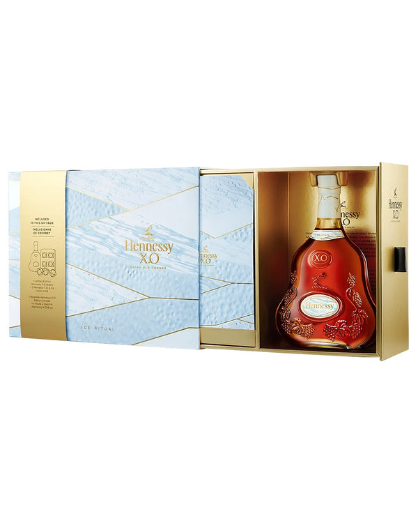 Hennessy X.O Limited Edition Gift Set with Ice Mold