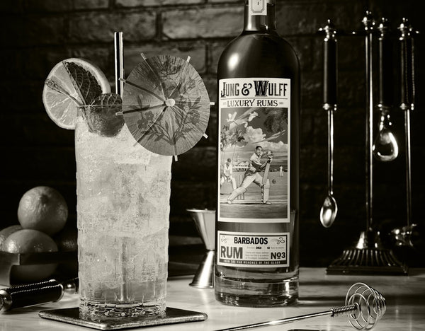 Jung & Wulff No. 3 Barbados Rum