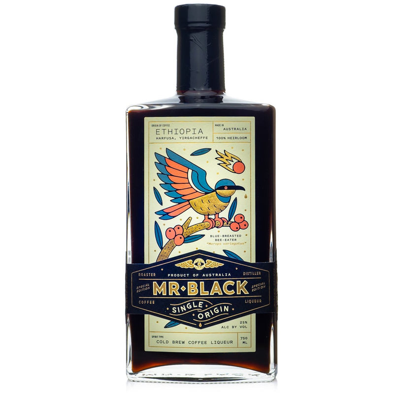 Mr. Black Single Origin Ethiopia Coffee Liqueur