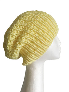 Copy of EDDY BEANIE - YELLOW