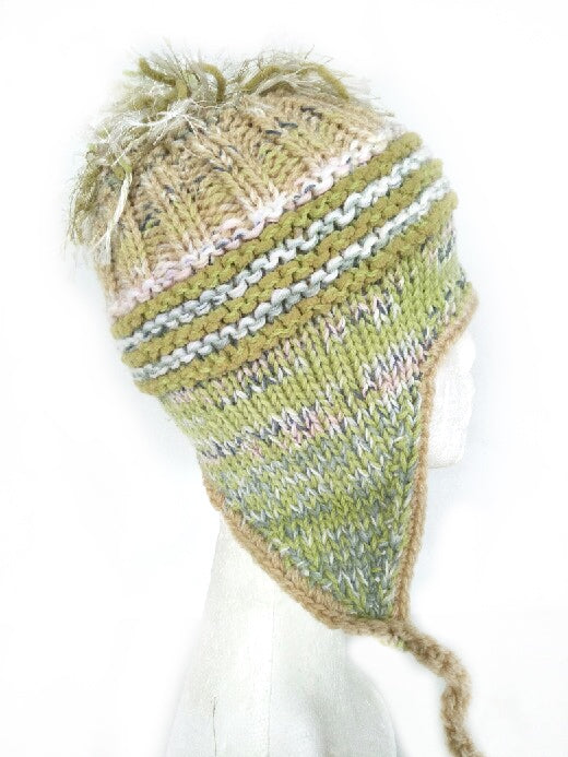 F00F BEANIE- Summer Fields -medium