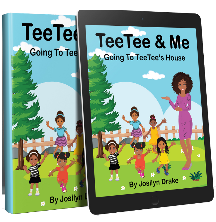 TeeTee & Me Book