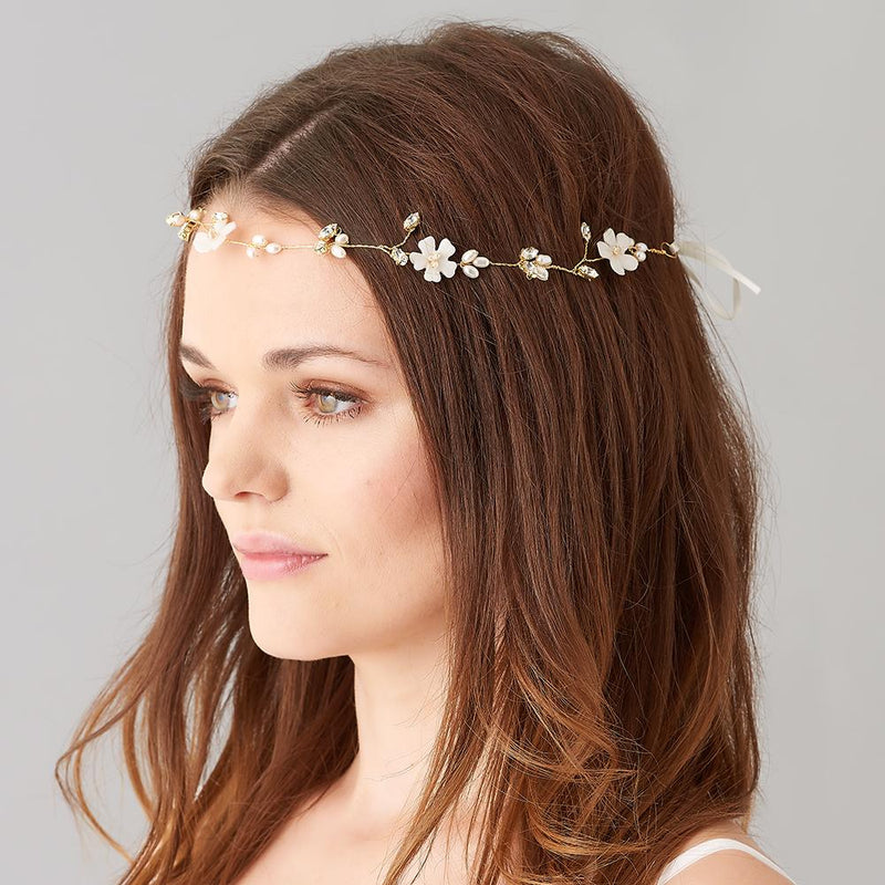 Bridal Hair Accessories- which style is for you?