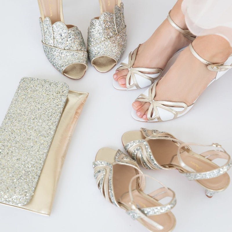 Looking for size 9 wedding shoes?