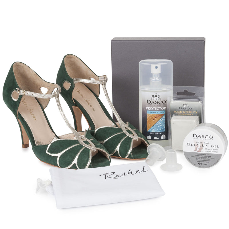Love your shoes? Show them you care with our new shoe care kits