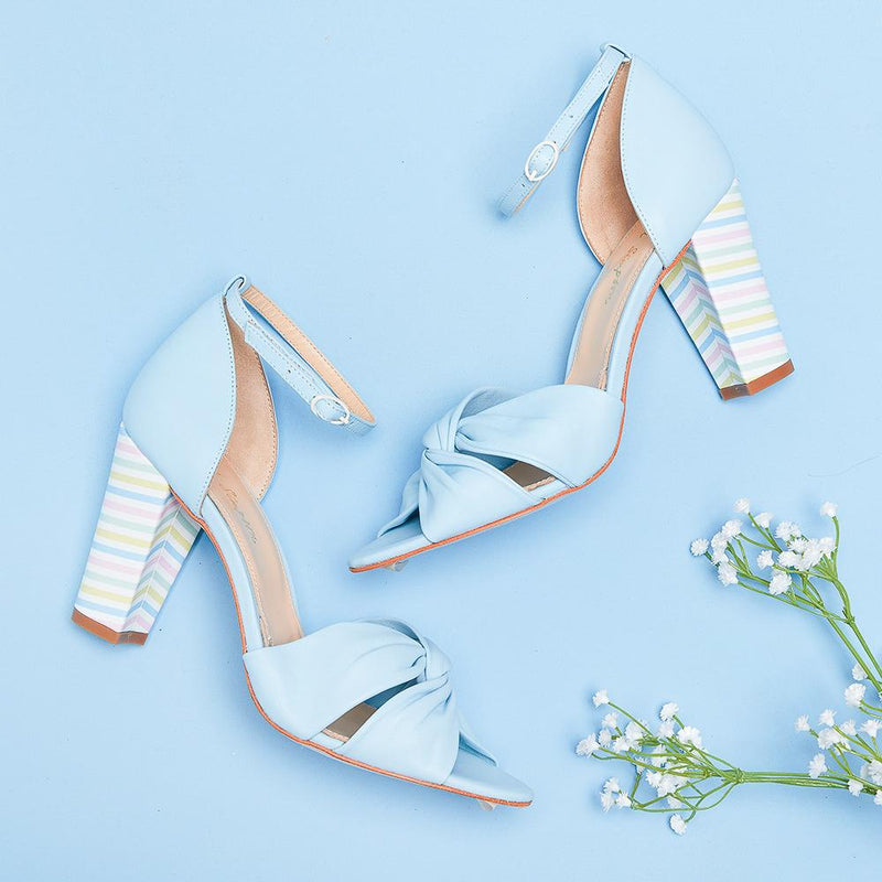 Our Favourite Block Heel Wedding Shoes!