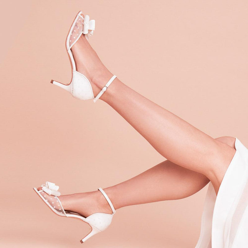Put a Bow on it- Wedding shoes with Bows.