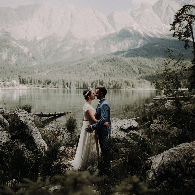 Real Bride Love Stories- Anna and Lukas