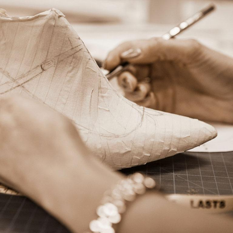 The craftsmanship behind our shoes