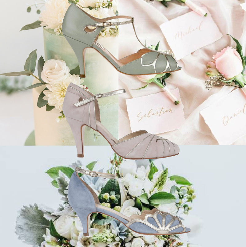 The perfect colour palette for a Spring Wedding