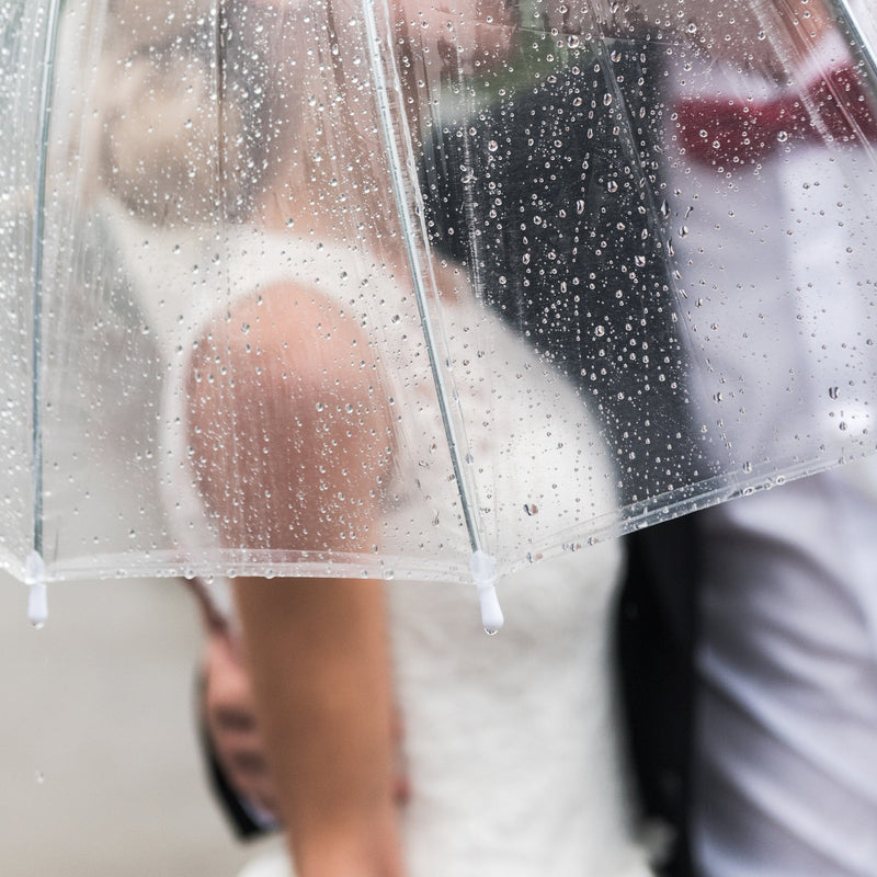 Weatherproof your wedding shoes