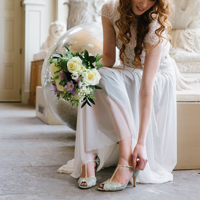 What makes our wedding shoes so comfortable?