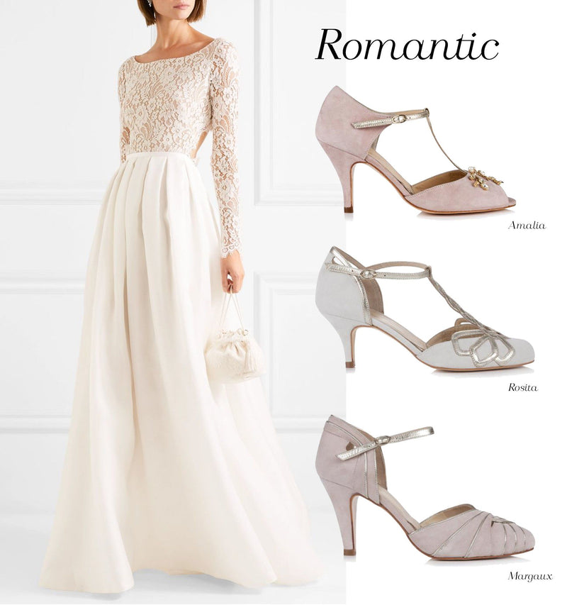 What's your wedding shoe style?