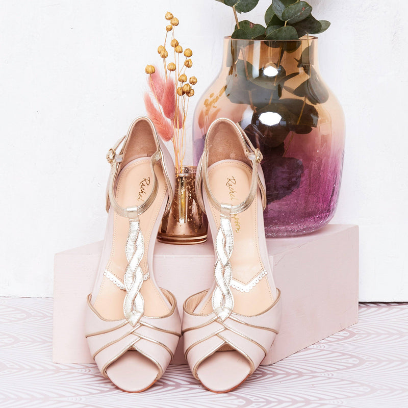 Why choose leather wedding shoes?