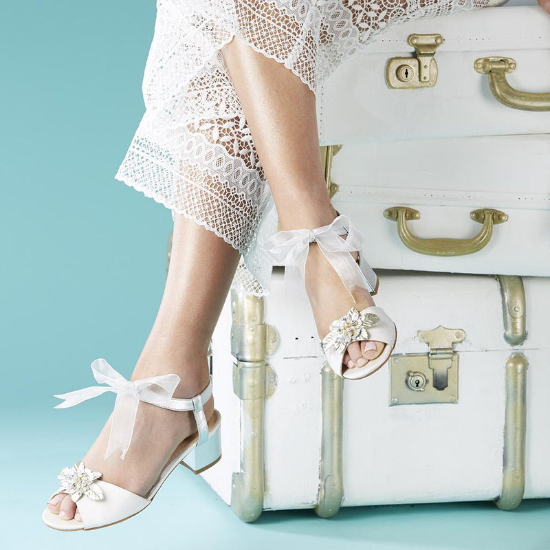 Your Guide to Destination Wedding Shoes
