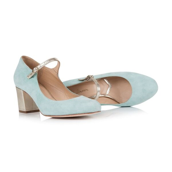 Rachel Simpson Closed Toe Wedding Shoes
