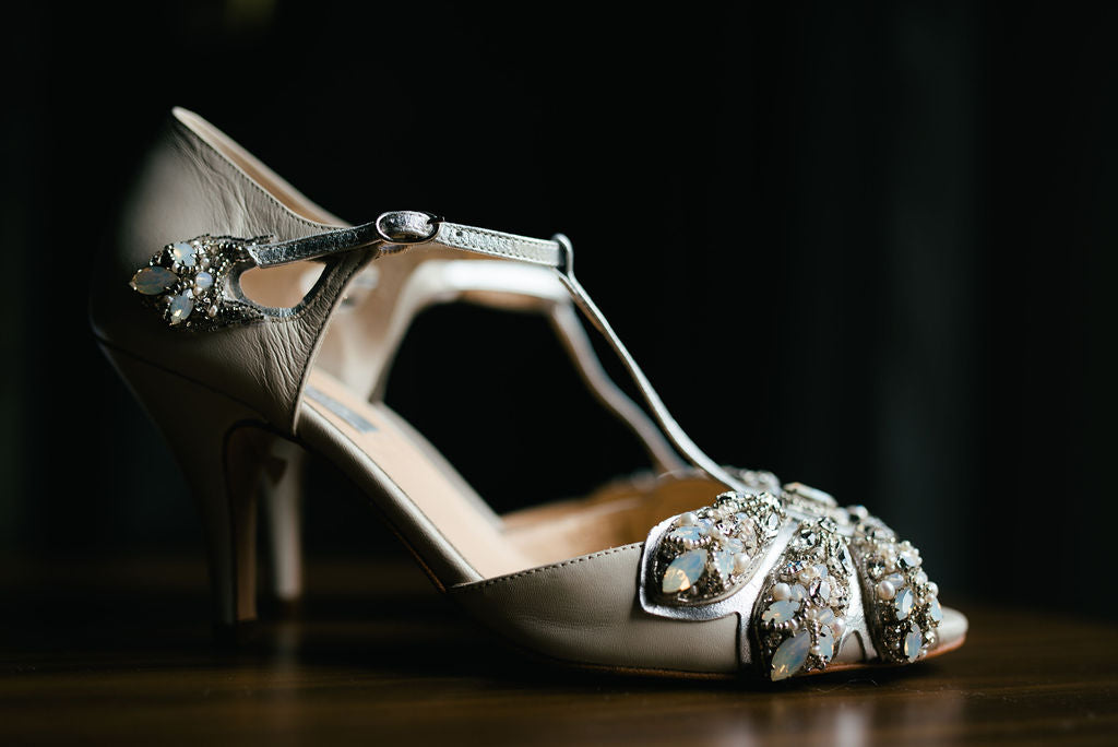 Wedding Wednesday Mimosa Papillon Wedding Shoes