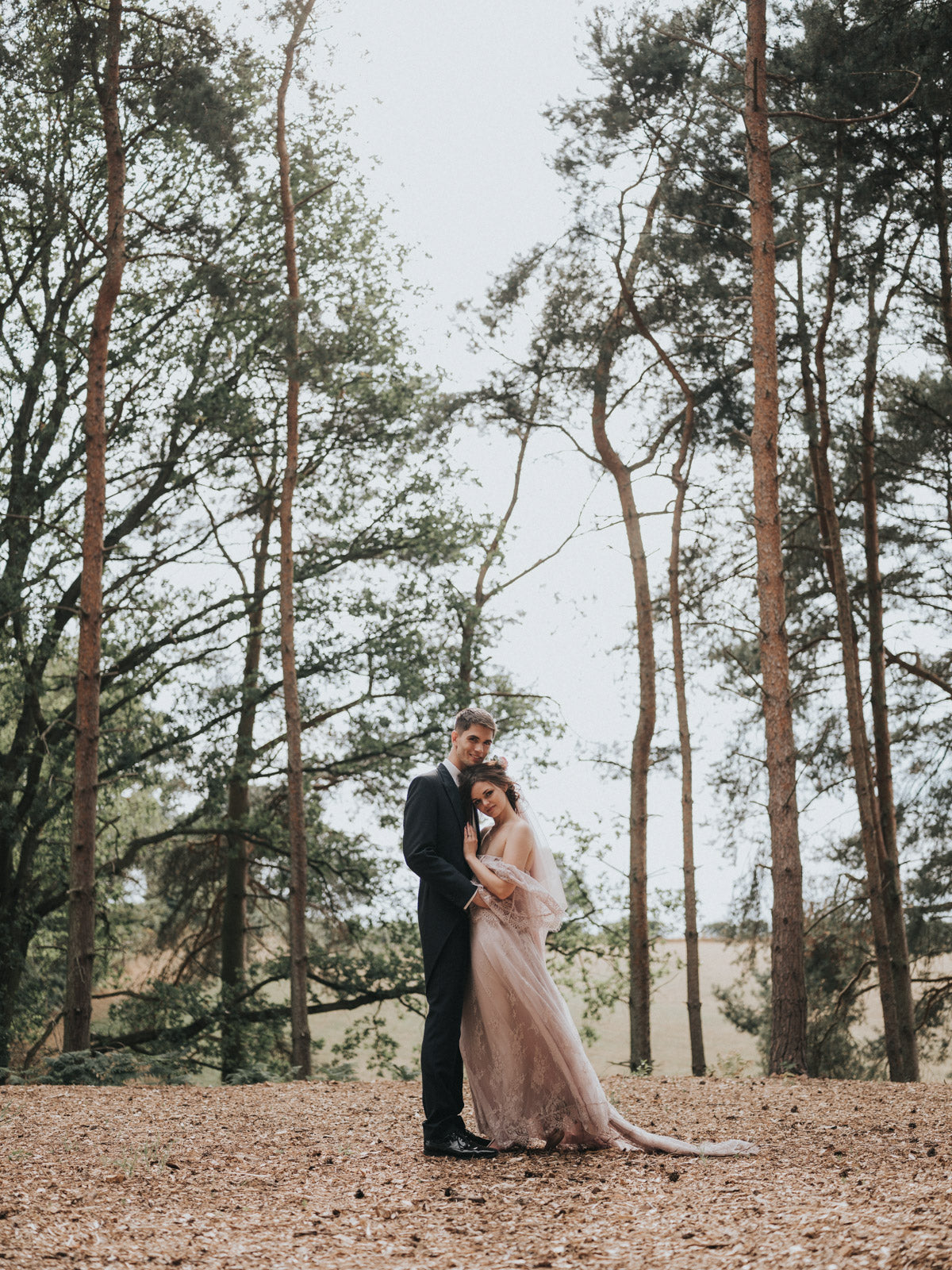 Woodland Real Bride Wedding