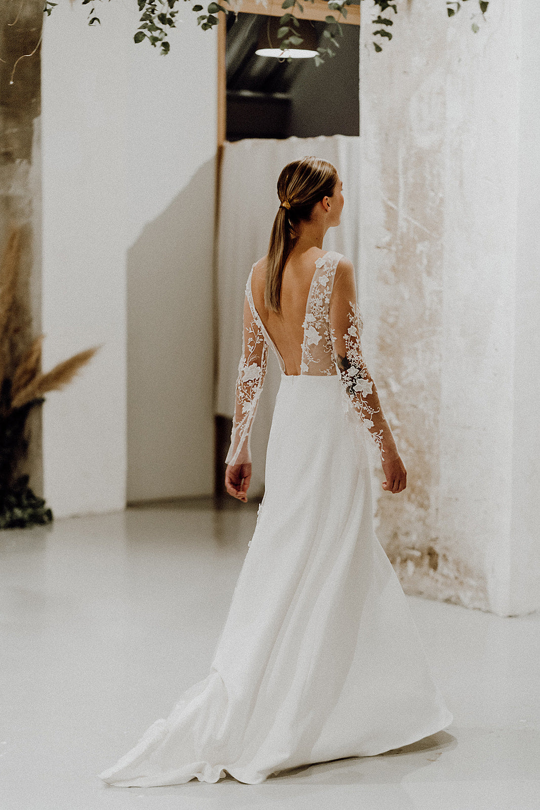 Elise Martimort wedding dresses Paris