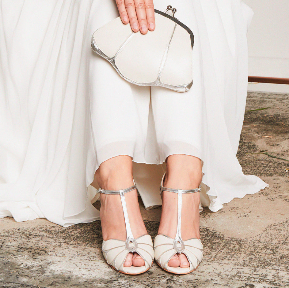Mimosa Bridal Shoes