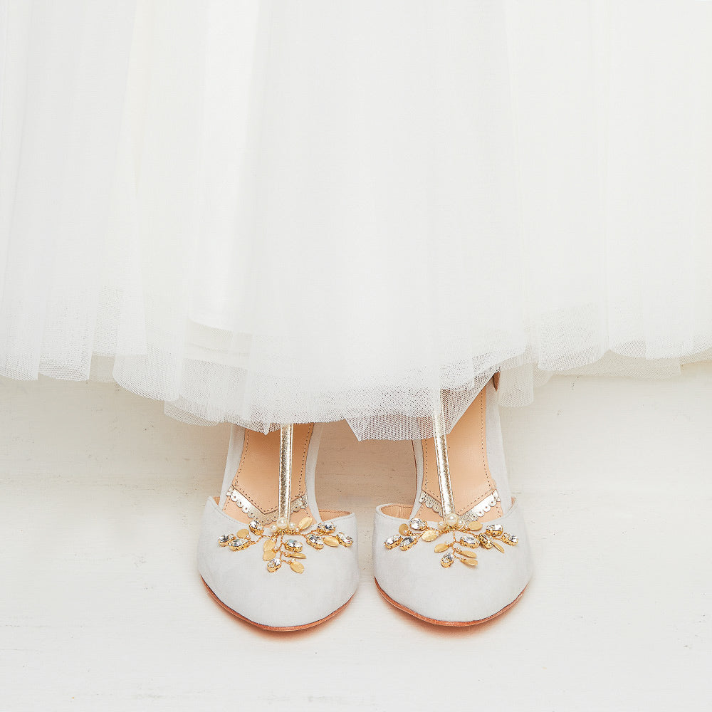 Rachel Simpson Bridal Wedding Shoes