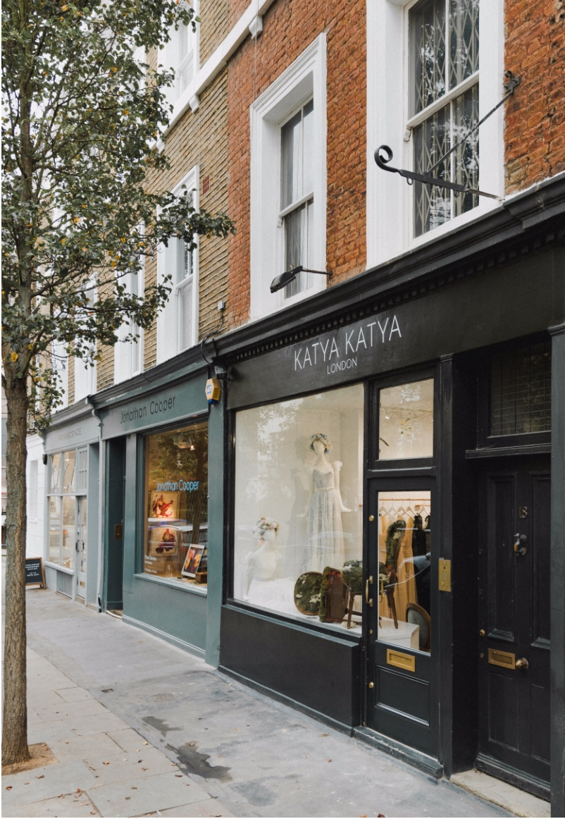 Katya Katya London Flagship Boutique