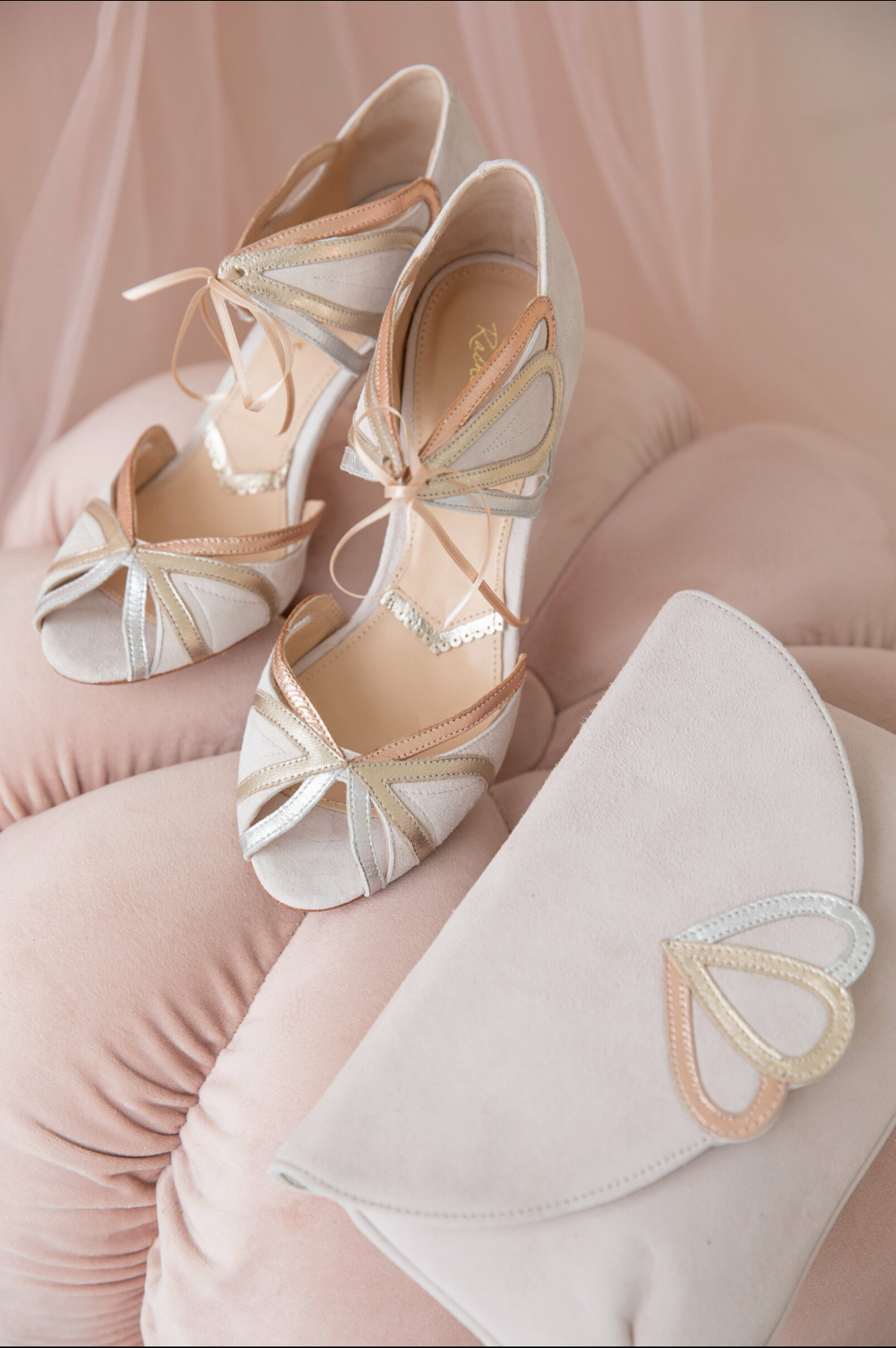 Rachel Simpson Ophelia comfortable wedding shoes