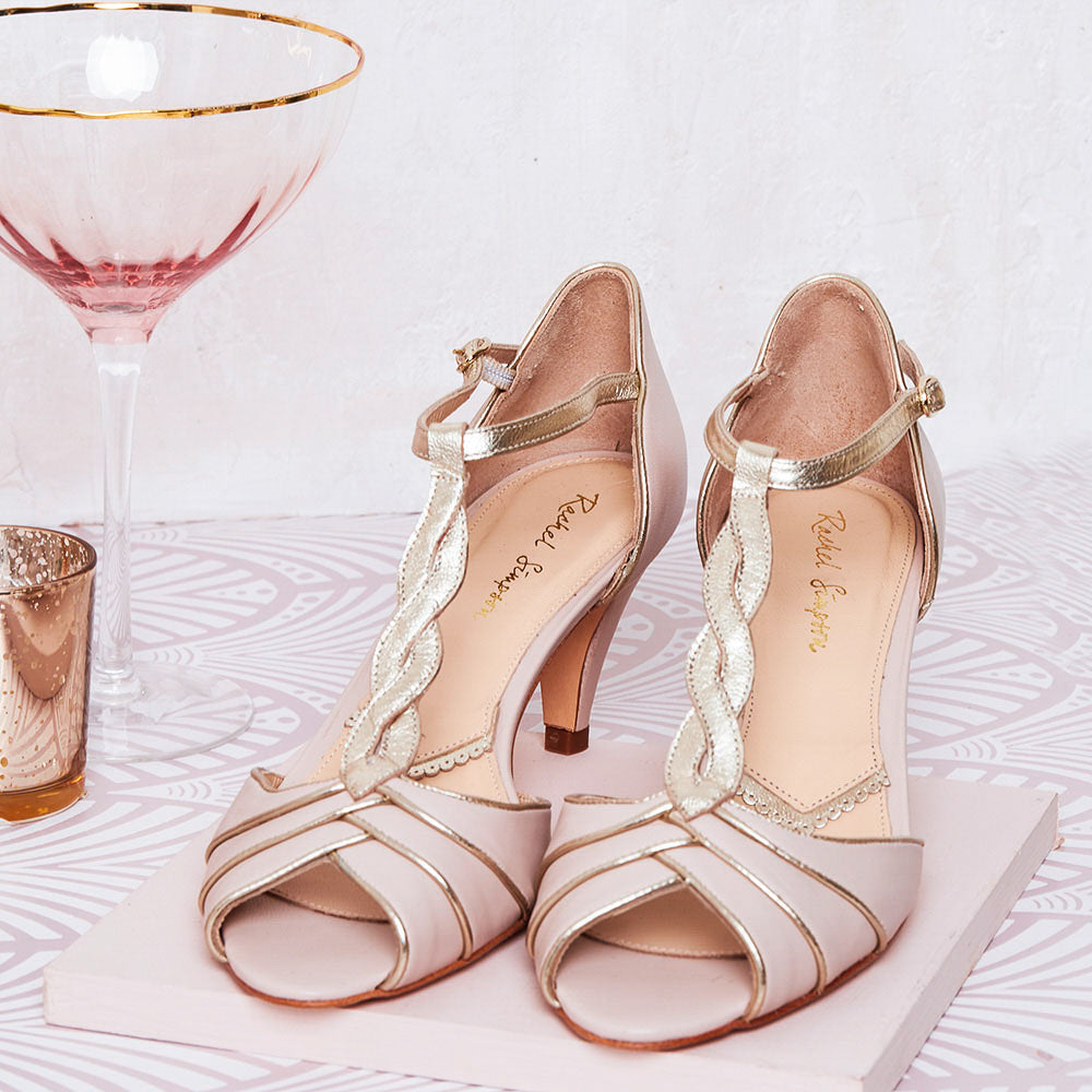 Etienne Wedding Shoes