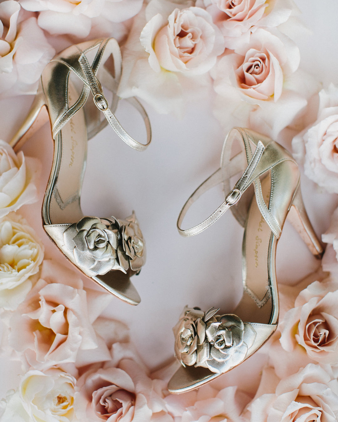 Rachel Simpson Wedding Shoes Zadie