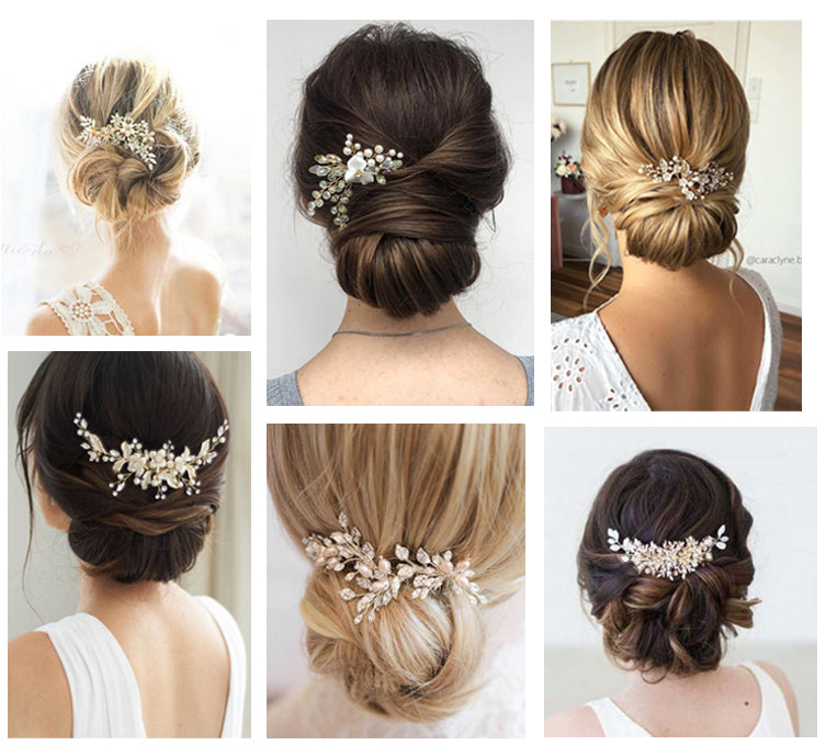 Bridal wedding hair up do hair pins hair inspiration