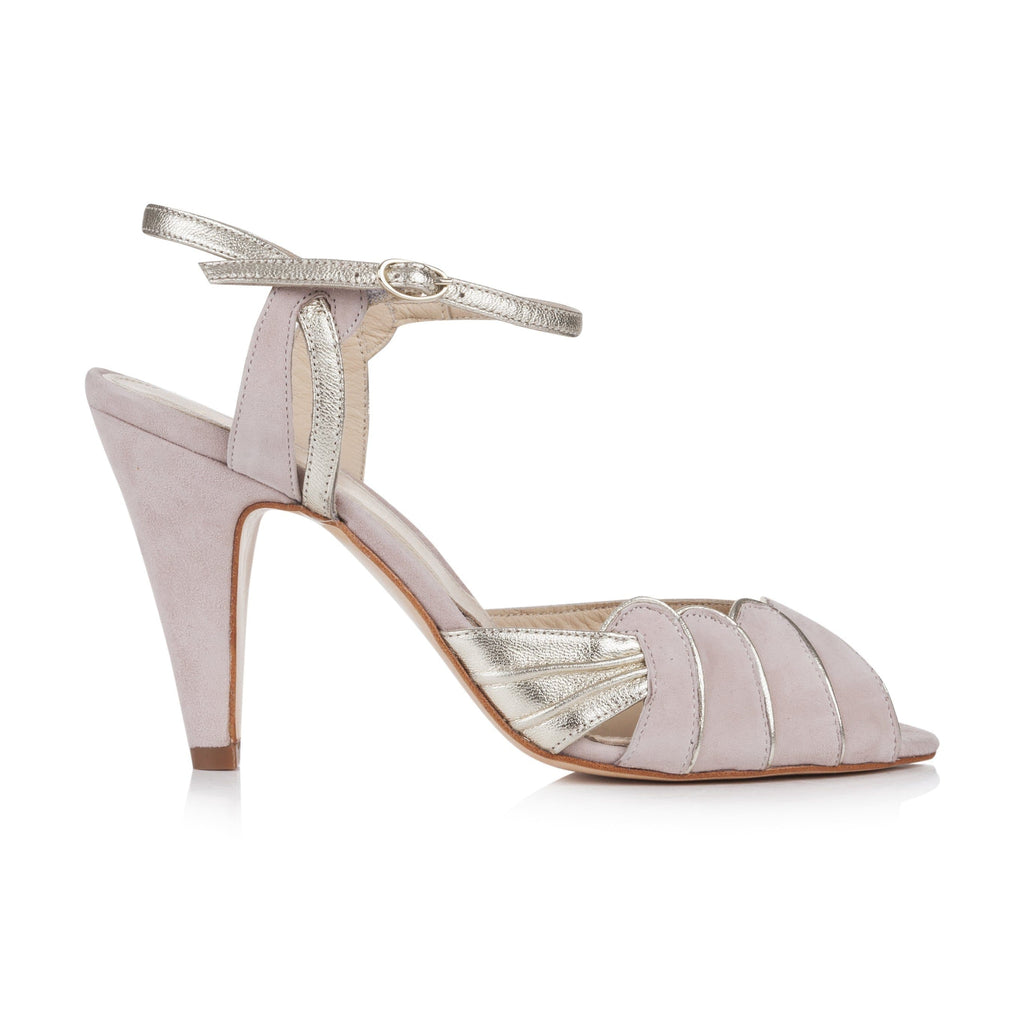 Aurelia Powder Pink Ladies Shoes Rachel Simpson 36