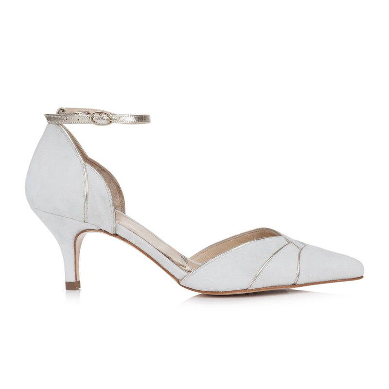 Clementine Ivory Ladies Shoes Rachel Simpson 35