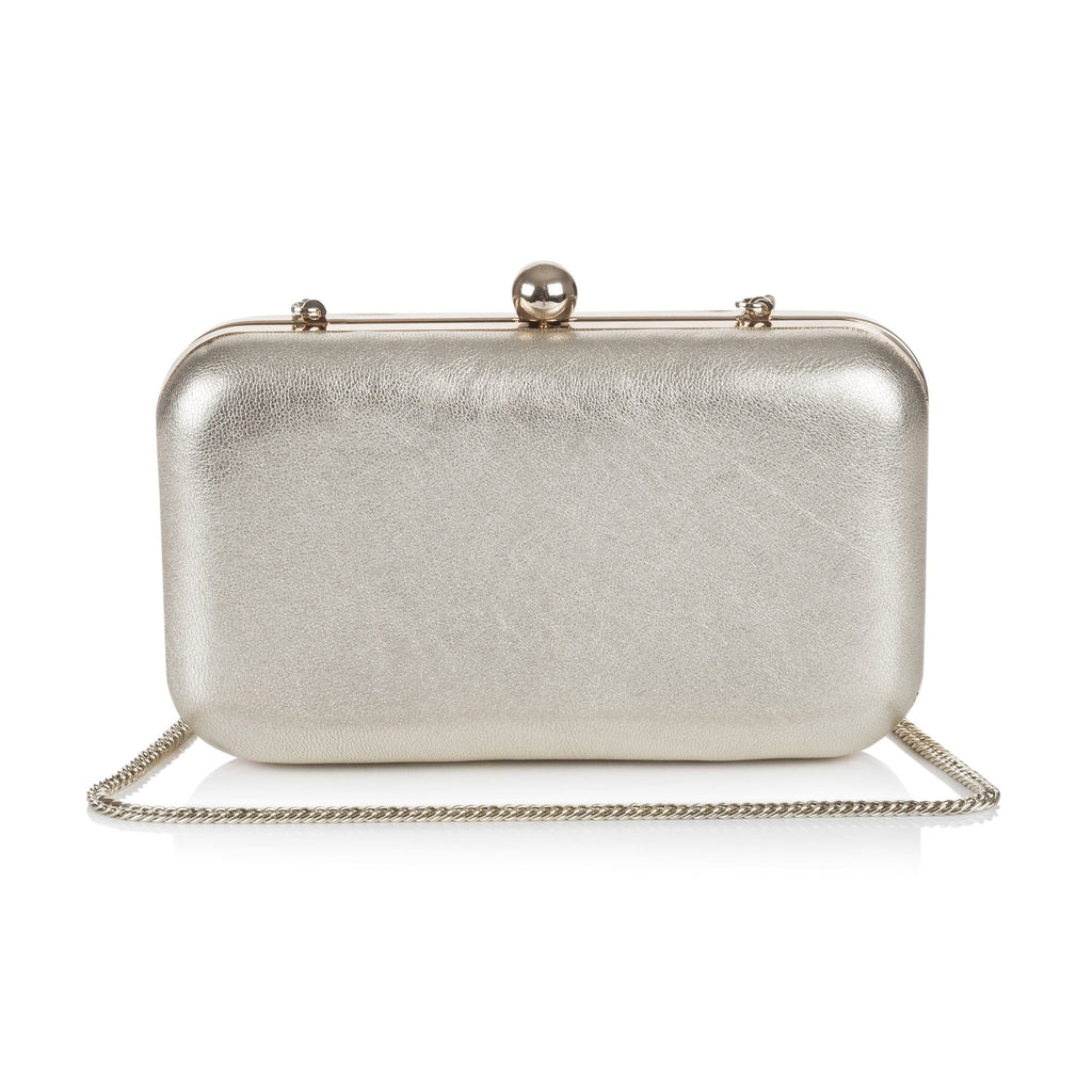 Coco Gold Leather Bags Rachel Simpson