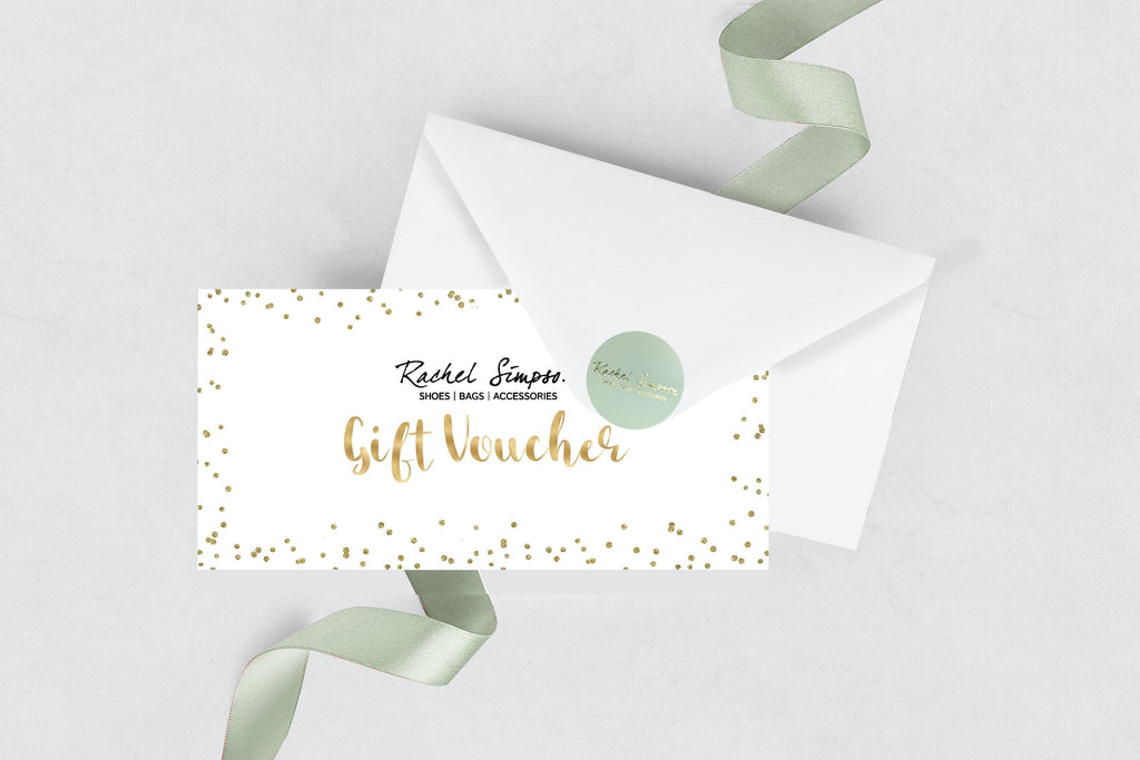 Gift Card Gift Card Rachel Simpson Shoes £10.00