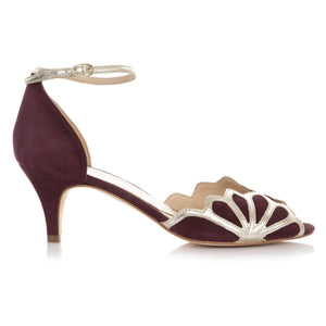 Isadora Berry Ladies Shoes Rachel Simpson 35