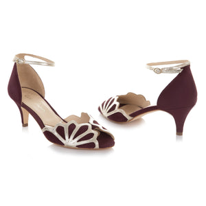 Isadora Berry Ladies Shoes Rachel Simpson
