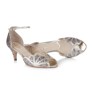 Isadora Quartz Ladies Shoes Rachel Simpson