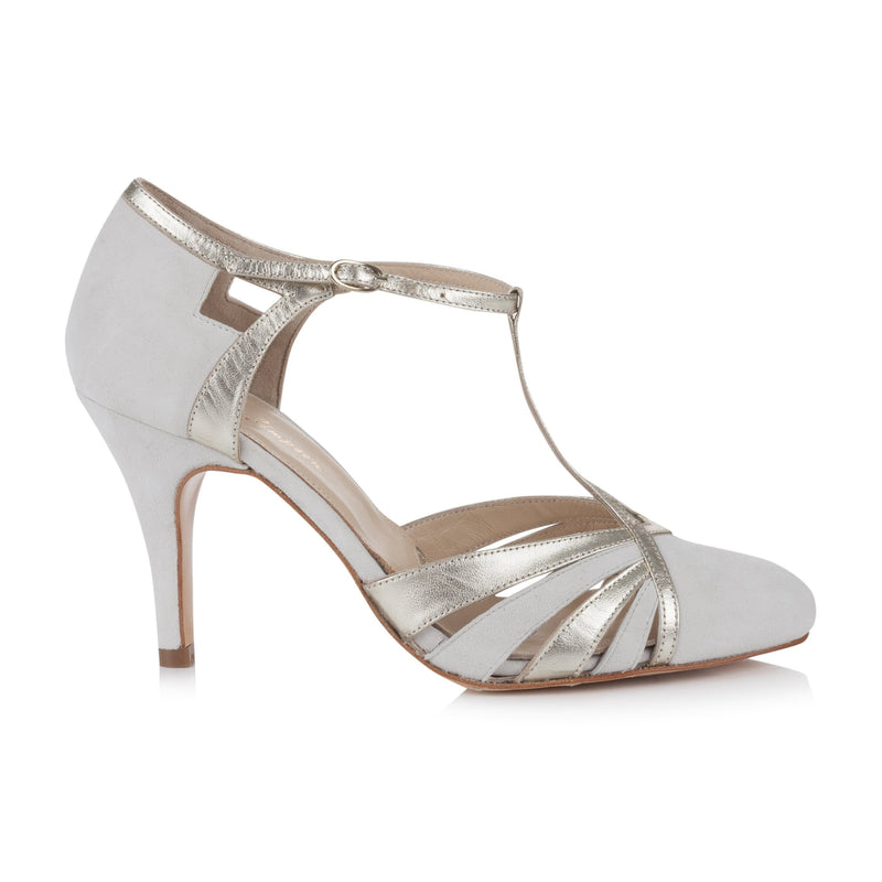 Paloma Ivory Ladies Shoes Rachel Simpson 35