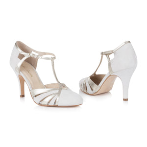 Paloma Ivory Ladies Shoes Rachel Simpson