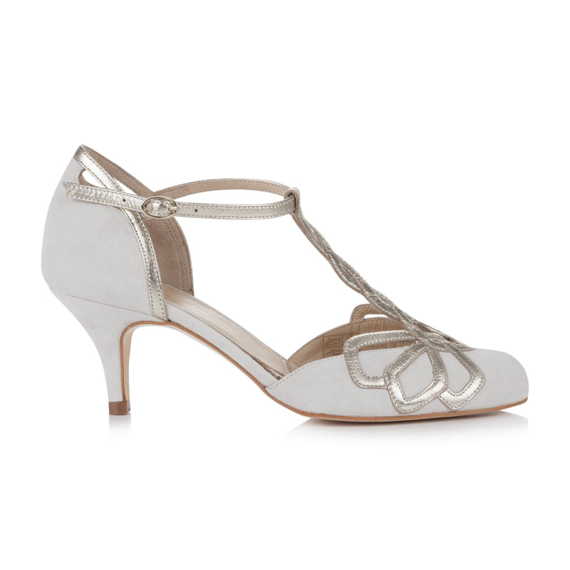 Rosita Ivory Ladies Shoes Rachel Simpson 35